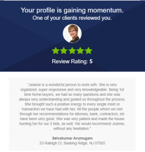 Zillow_100th_review